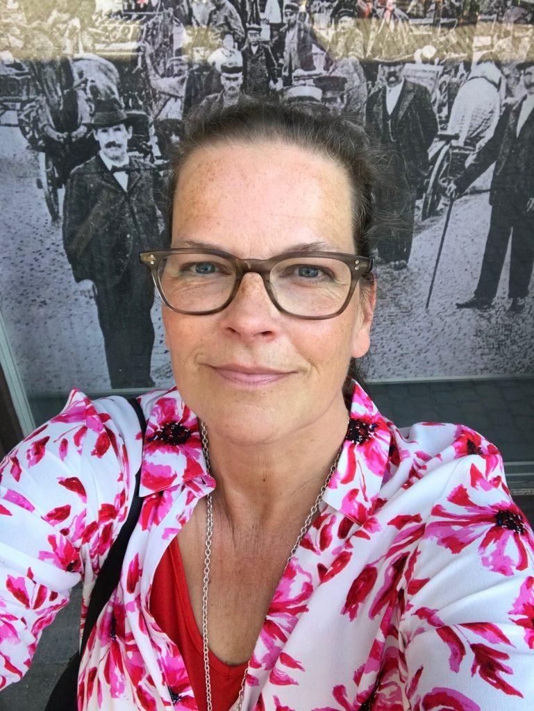 Porträtt Nina Åkervall
